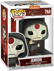 POP! Animation: The Legend of Korra -Amon Vinyl Figure #764