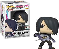 POP! Animation: Boruto - Sasuke Uchiha Vinyl Figure #698