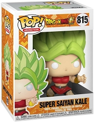 POP! Animation: Dragon Ball Super - Super Saiyan Kale #815 Vinyl Figure