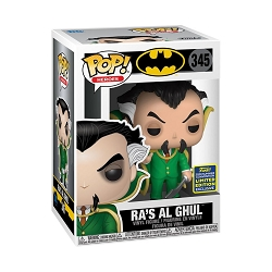 POP! Heroes: Batman - Ra's Al Ghul # 345 Funko Exclusive Summer Convention 2020