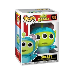 POP! Disney: Pixar Alien Remix - Sulley Vinyl Figure #759
