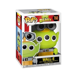 POP! Disney: Pixar Alien Remix - Wall-E Vinyl Figure #760