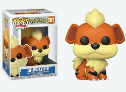 POP! Games: Pokemon - Growlithe Vinyl Figure #597