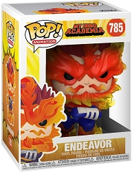 POP! Animation: My Hero Academia - Endeavor Vinyl Figure #785