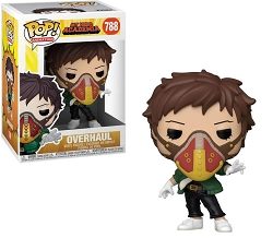 POP! Animation: My Hero Academia - Kai Chisaki (Overhaul) Vinyl Figure #788