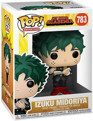 POP! Animation: My Hero Academia - Izuku Midoriya Vinyl Figure #783