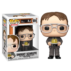 POP! Television: The Office - Dwight Schrute #1004 Vinyl Figure