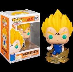 POP! Animation: Dragon Ball Z - Majin Vegeta Vinyl Figure #862