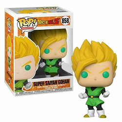 POP! Animation: Dragon Ball Z - Super Saiyan Gohan Vinyl Figure #858