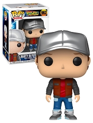 POP! Movies: Back To The Future - Marty Future Outfit #962