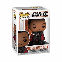 POP! Star Wars: The Mandalorian - Moff Gideon Bobble-Head Figure #380