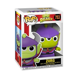 POP! Disney: Pixar Alien Remix - Zurg Vinyl Figure #753