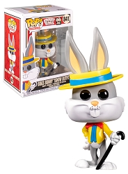 POP! Animation: Looney Tunes - Bugs Bunny (Show Outfit) Vinyl Figure #841