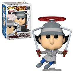 POP! Animation: Inspector Gadget - Inspector Gadget (Flying) Vinyl Figure #893