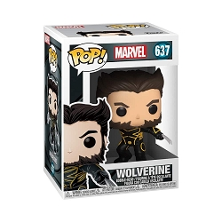 POP! Marvel: X-Men - Wolverine Bobble-Head Figure #637