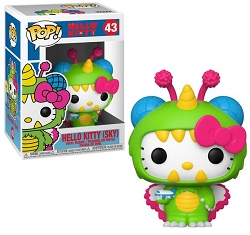 POP! Animation: Hello Kitty - Hello Kitty (Sky) Vinyl Figure #43