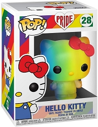 POP! Sanrio: Pride - Hello Kitty Vinyl Figure #28