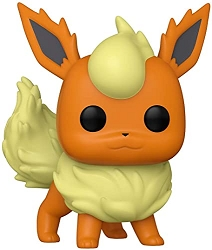 POP! Games: Pokemon - Flareon #629 Vinyl Figure