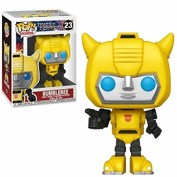 POP! Retro Toys: Transformers - Bumblebee Vinyl Figure #23