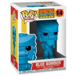 POP! Retro Toys: Rock'em Sock'em Robots - Blue Bomber Vinyl Figure #14