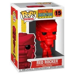 POP! Retro Toys: Rock'em Sock'em Robots - Red Rocker Vinyl Figure #15