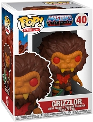POP! Retro Toys: Master of The Universe - Grizzlor Vinyl Figure #40