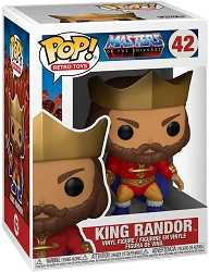 POP! Retro Toys: Master of The Universe - King Randor Vinyl Figure #42