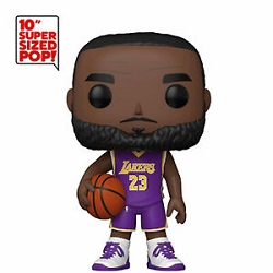 POP! Basketball: Los Angeles Lakers - LeBron James #98 Vinyl Figure 10Inch