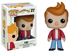 POP! Animation: Futurama - Fry Vinyl Figure #27