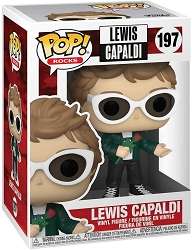 POP! Rocks: Lewis Capaldi Vinyl Figure #197
