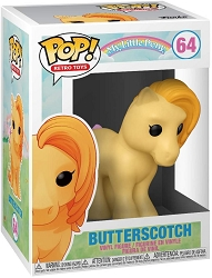 POP! Retro Toys: My little Pony - Butterscotch Vinyl Figure #64