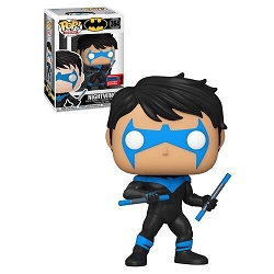 POP! Heroes: Batman- Nightwing Vinyl Figure #364 NYCC (Funko Exclusive 2020)