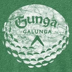 Gunga Golf t-shirt