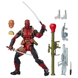 Marvel Legends: X-Men Series - Deadpool Action Figure