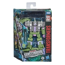 Transformers Generations Earthrise War for Cybertron Deluxe Quintesson Allicon