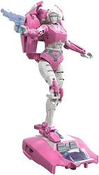 Transformers Generations Earthrise War for Cybertron Deluxe Arcee