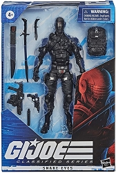 Hasbro GI Joe: Classified Series - Snake Eyes Action Figure