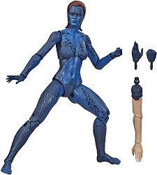 X-Men Movie Marvel Legends Series Mystique 6 Inch Action Figure