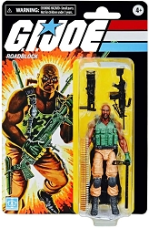 Hasbro GI Joe: Retro - Roadblock Action Figure Walmart Exclusive