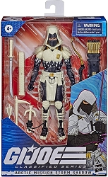 Hasbro GI Joe: Classified Series - Arctic Mission Storm Shadow Action Figure