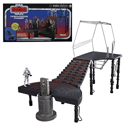 Star Wars Vintage Collection Carbon-Freezing Chamber Playset