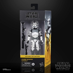 Star Wars The Black Series: The Clone Wars - Clone Trooper (Kamino) Action Figure