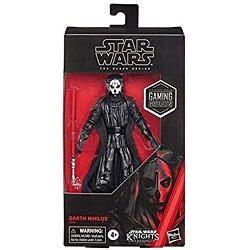 Star Wars The Black Series: Gaming Greats - Darth Nihilus Action Figure