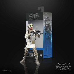 Star Wars The Black Series:  The Empire Strikes Back Figure - Rebel Trooper (Hoth)