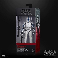Star Wars The Black Series: Attack of The Clones - Phase I Clone Trooper Action Figure