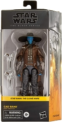 Star Wars The Black Series: The Clone Wars - Cad Bane Action Figure