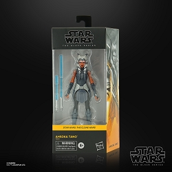 Star Wars The Black Series: The Clone Wars - Ahsoka Tano Action Figure