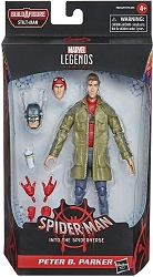 Marvel Legends Series: Spider-man Into The Spider-Verse Peter B. Parker