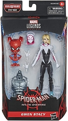 Marvel Legends Series: Spider-man Into The Spider-Verse Gwen Stacy