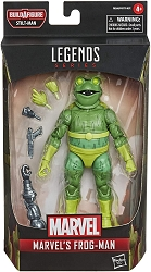 Marvel Legends Series: Spider-man Into The Spider-Verse Marvel�s Frog-Man